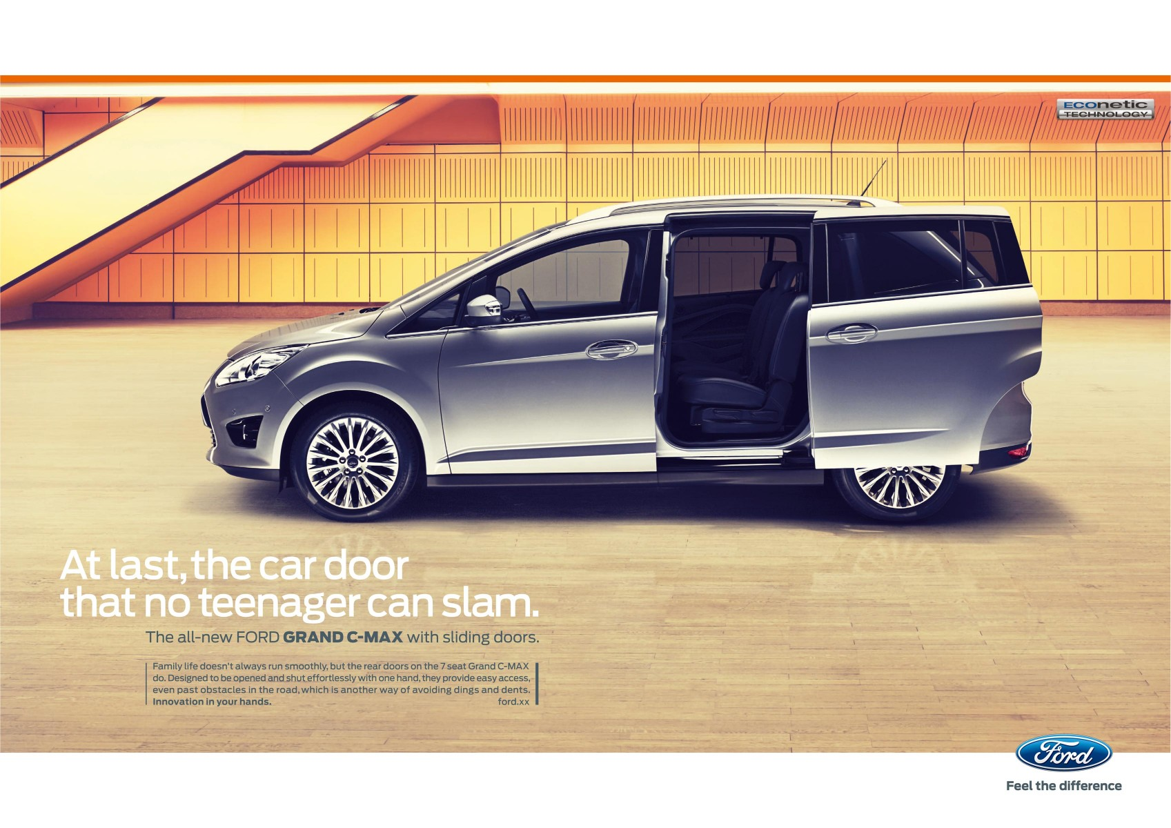 Grand Ford C Max >> Ford: Grand C-Max — James Day Photographer